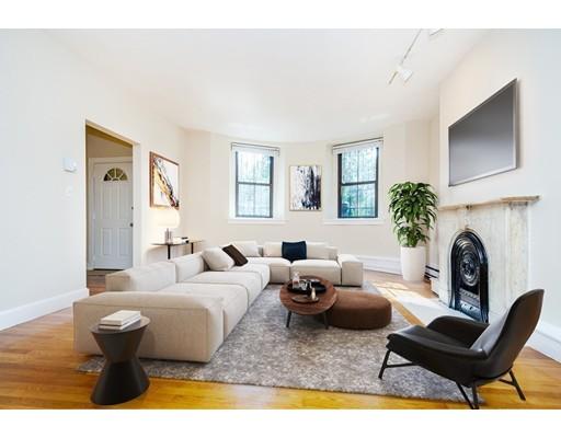 Appartement en copropriété pour l Vente à 536 Massachusetts Ave #1 536 Massachusetts Ave #1 Boston, Massachusetts 02118 États-Unis