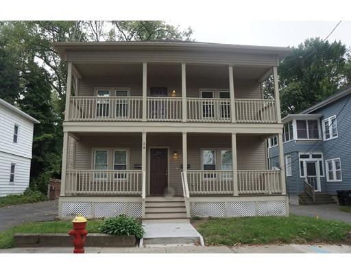 Multi-Family Home for Sale at 58 Bonner Street Chicopee, Massachusetts 01013 United States