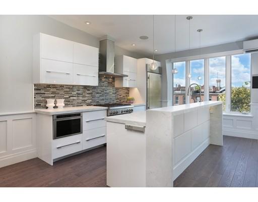Appartement en copropriété pour l Vente à 28 Greenwich Park #3 28 Greenwich Park #3 Boston, Massachusetts 02118 États-Unis