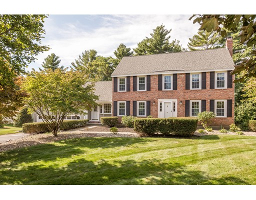 Single Family Home for Sale at 18 Palmer Way Wilmington, Massachusetts 01887 United States