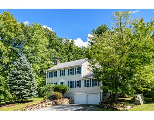 Single Family Home for Sale at 14 Stoneybrook Drive 14 Stoneybrook Drive Ashland, Massachusetts 01721 United States
