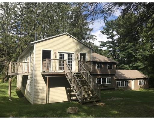 Многосемейный дом для того Продажа на 70 Interlaken Road 70 Interlaken Road Stockbridge, Массачусетс 01262 Соединенные Штаты