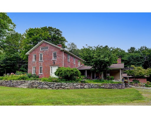 Single Family Home for Sale at 617 Rivers Road 617 Rivers Road Tolland, Massachusetts 01034 United States