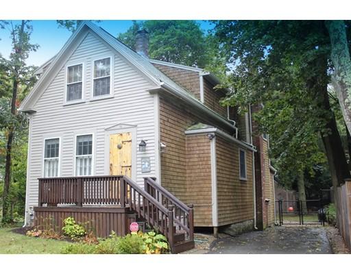 独户住宅 为 销售 在 75 Hersey Street 75 Hersey Street 欣厄姆, 马萨诸塞州 02043 美国
