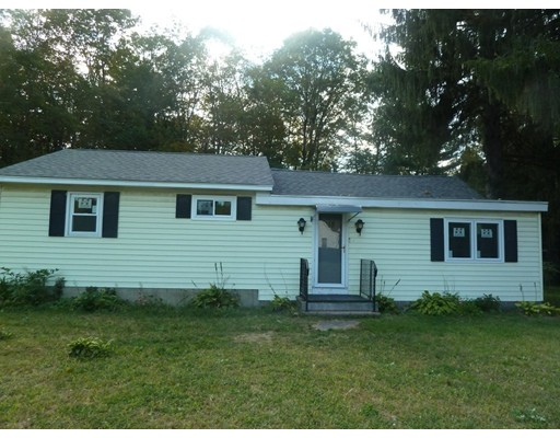 Single Family Home for Sale at 118 Long Plain Road 118 Long Plain Road Leverett, Massachusetts 01054 United States