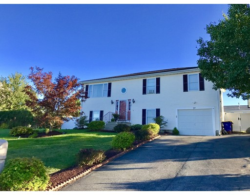 Single Family Home for Sale at 27 4 WINDS DRIVE Fall River, Massachusetts 02720 United States