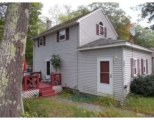 واحد منزل الأسرة للـ Sale في 30 Page Ashburnham, Massachusetts 01430 United States