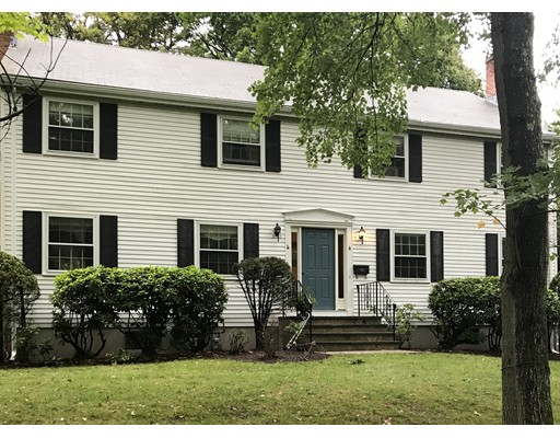 Single Family Home for Rent at 6 Aberdeen Road Wellesley, 02482 United States