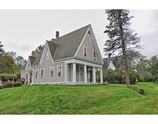 Single Family Home for Sale at 13 Cottage Street Douglas, Massachusetts 01516 United States