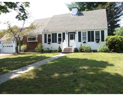 独户住宅 为 销售 在 37 Butternut Lane Rockland, 马萨诸塞州 02370 美国