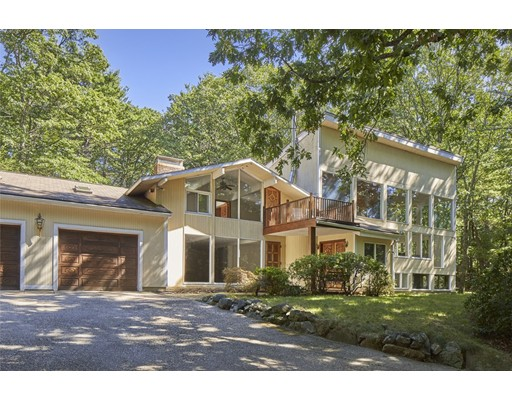 Single Family Home for Sale at 7 Spruce Hill Road Weston, Massachusetts 02493 United States