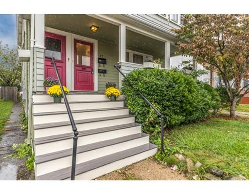 Condominium for Sale at 37 Gordon Street Somerville, Massachusetts 02144 United States