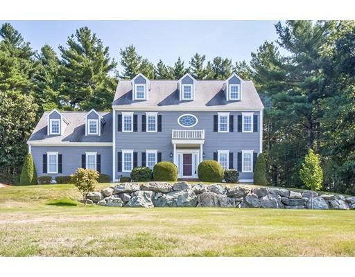 Частный односемейный дом для того Продажа на 12 Mozart Drive Walpole, Массачусетс 02081 Соединенные Штаты