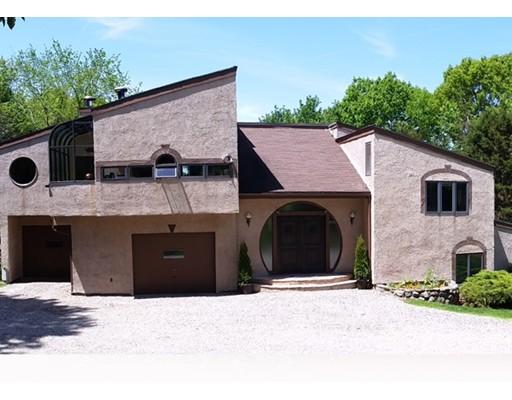 独户住宅 为 出租 在 10 Illsley Hill Road 10 Illsley Hill Road West Newbury, 马萨诸塞州 01985 美国