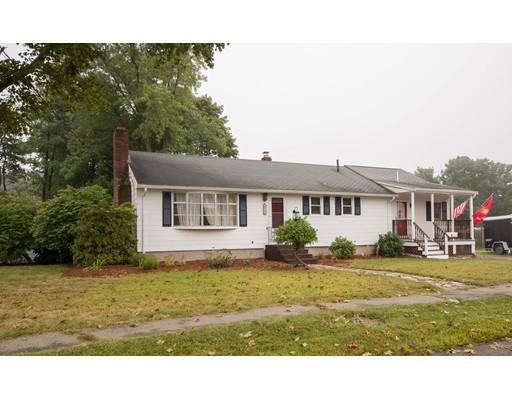 Single Family Home for Sale at 8 SACHEM ROAD 8 SACHEM ROAD Peabody, Massachusetts 01960 United States