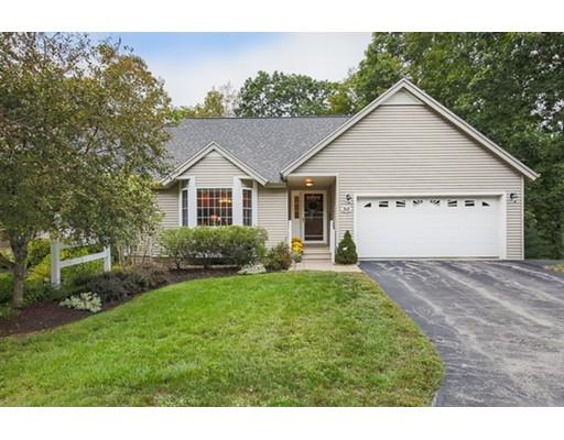 Condominium for Sale at 50 Crickett Hill Road 50 Crickett Hill Road East Kingston, New Hampshire 03827 United States