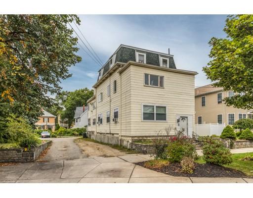 Maison avec plusieurs logements pour l Vente à 5 Oliver Street 5 Oliver Street Malden, Massachusetts 02148 États-Unis