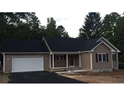 Частный односемейный дом для того Продажа на Howard Howard Easthampton, Массачусетс 01027 Соединенные Штаты