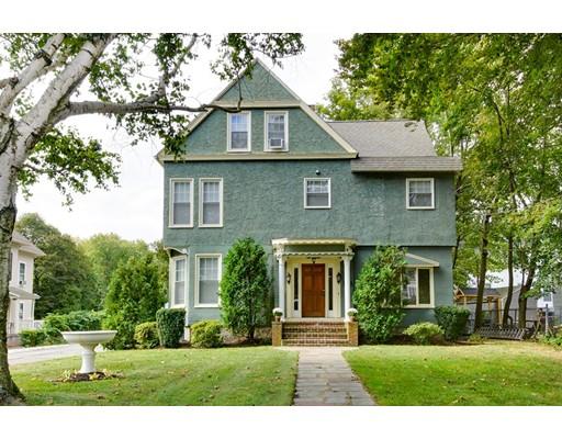 Casa Multifamiliar por un Venta en 46 Congress Street 46 Congress Street Milford, Massachusetts 01757 Estados Unidos