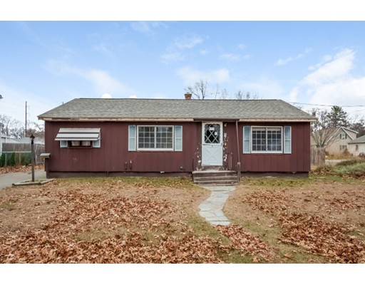 Single Family Home for Sale at 5 Bourbeau Street Chicopee, Massachusetts 01020 United States