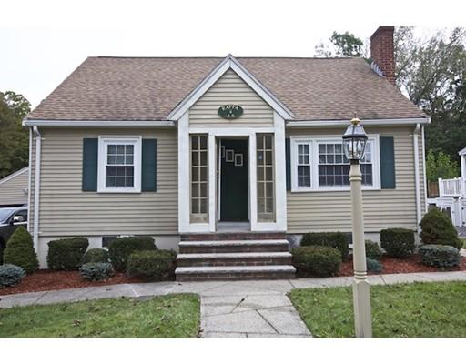 独户住宅 为 销售 在 25 Bratley Street 25 Bratley Street 梅尔罗斯, 马萨诸塞州 02176 美国