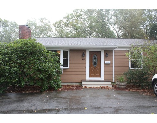 Single Family Home for Rent at 465 Old Westport Road 465 Old Westport Road Dartmouth, Massachusetts 02747 United States