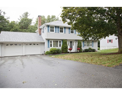 Single Family Home for Sale at 56 Ledgewood Road Framingham, Massachusetts 01701 United States