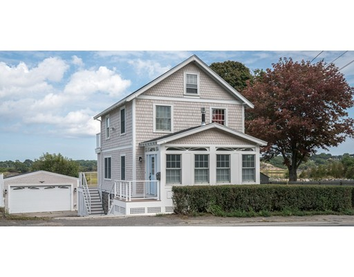 Single Family Home for Sale at 119 Essex Avenue Gloucester, Massachusetts 01930 United States