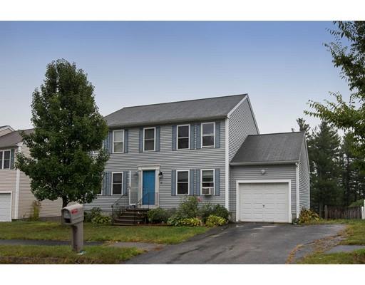 Maison unifamiliale pour l Vente à 58 Cheyenne Road 58 Cheyenne Road Worcester, Massachusetts 01606 États-Unis