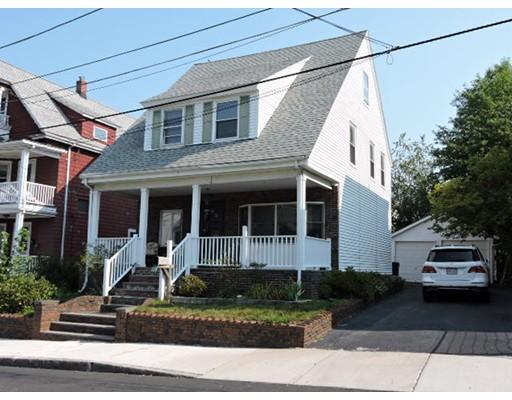 Single Family Home for Sale at 28 Stevenson Avenue Everett, Massachusetts 02149 United States