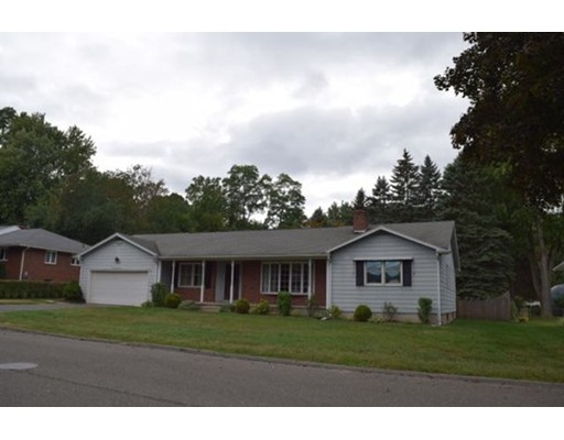 Single Family Home for Sale at 106 Ruskin Street Chicopee, Massachusetts 01020 United States