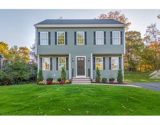 Maison unifamiliale pour l Vente à 50 Farren Road 50 Farren Road Weymouth, Massachusetts 02189 États-Unis