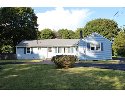 Single Family Home for Sale at 95 Plain Street Mansfield, Massachusetts 02048 United States