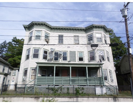 Multi-Family Home for Sale at 303 Prospect Street Lawrence, Massachusetts 01841 United States