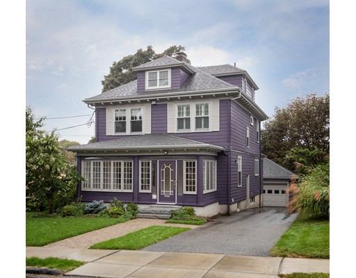 Single Family Home for Sale at 62 Robbins Road Watertown, Massachusetts 02472 United States