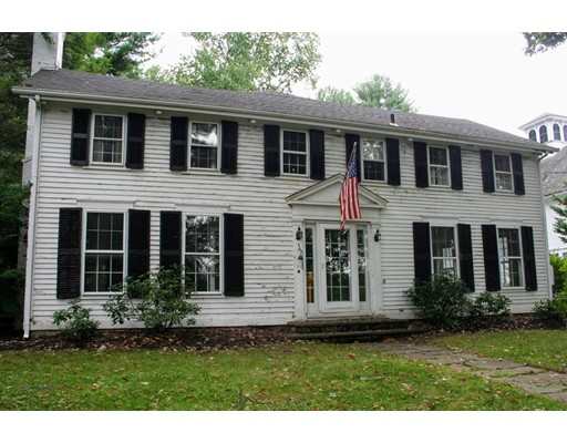Single Family Home for Sale at 57 Cherry Street Wrentham, Massachusetts 02093 United States