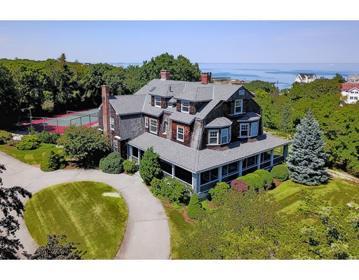 Single Family Home for Sale at 100 Nichols Road Cohasset, Massachusetts 02025 United States