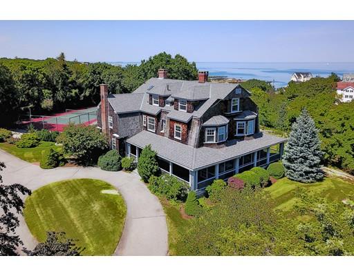 Casa Unifamiliar por un Venta en 100 Nichols Road 100 Nichols Road Cohasset, Massachusetts 02025 Estados Unidos
