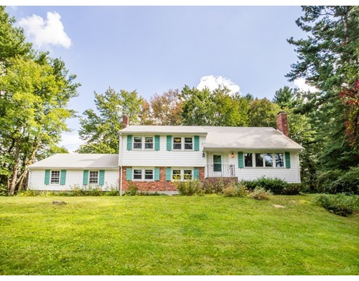 Single Family Home for Sale at 12 Spruce Tree Lane Wayland, Massachusetts 01778 United States