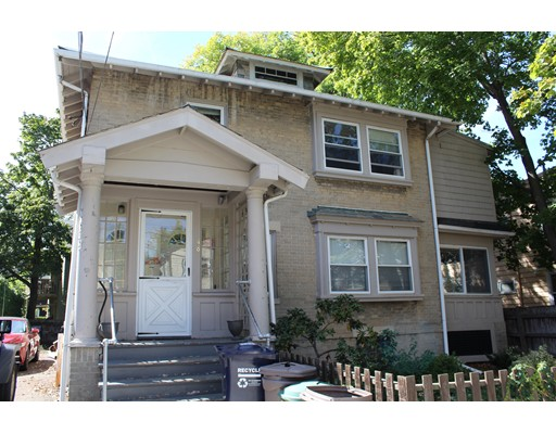 Multi-Family Home for Sale at 48 Saville Cambridge, Massachusetts 02138 United States