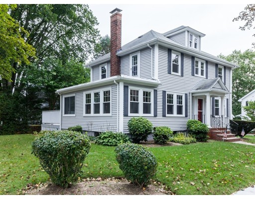 Single Family Home for Sale at 24 Middlecot Street Belmont, Massachusetts 02478 United States