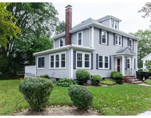 獨棟家庭住宅 為 出售 在 24 Middlecot Street Belmont, 麻塞諸塞州 02478 美國