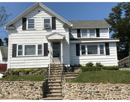 Single Family Home for Sale at 345 Grove Street Boston, Massachusetts 02132 United States