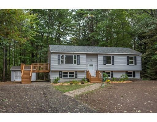 واحد منزل الأسرة للـ Sale في 28 Noel Drive Ashburnham, Massachusetts 01430 United States