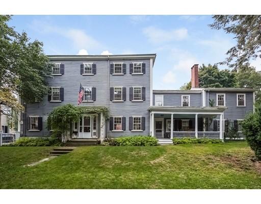 Maison avec plusieurs logements pour l Vente à 14 Cambridge Street 14 Cambridge Street Salem, Massachusetts 01970 États-Unis
