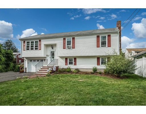 Single Family Home for Sale at 29 Roosevelt Road Dedham, Massachusetts 02026 United States