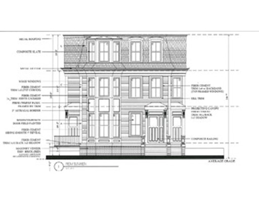 Land for Sale at 130 Thornton Street Boston, Massachusetts 02119 United States