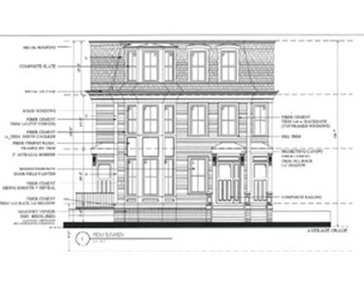 Multi-Family Home for Sale at 130 Thornton Street Boston, Massachusetts 02119 United States