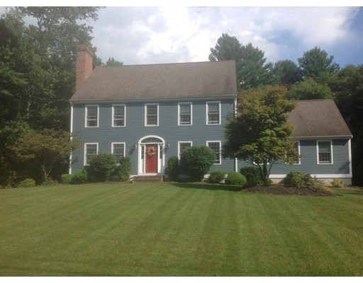Single Family Home for Sale at 18 Semple Village Road Attleboro, Massachusetts 02703 United States