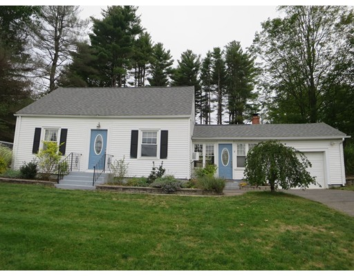 Single Family Home for Sale at 8 Boston Road Palmer, Massachusetts 01069 United States